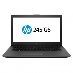 "Notebook HP 245 G6, 14"" LED, AMD Dual Core E2-9000E 1.50 GHz, 4GB DDR4, 500GB SATA.Video AMD Radeon R2."