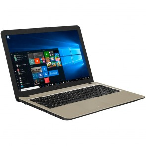 "Notebook Asus X540UA-GO837 15.6"" HD, Intel Core i3-8130U 2.20GHz, 4GB DDR4.Disco duro 1TB SATA, video Intel UHD Graphics 620"