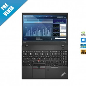 Lenovo ThinkPad P51s Premium Mobile Workstation Ultrabook i7 Processor
