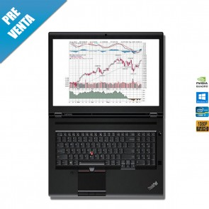 Lenovo ThinkPad P71, Premium Mobile Workstation Laptop, Intel i7 Quad Core Processor.